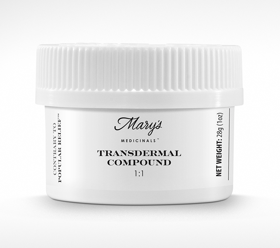 Mary's Medicinals Transdermal Compound